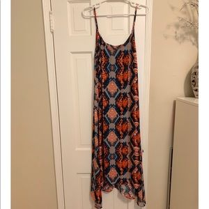 Show Me Your Mumu maxi sun dress